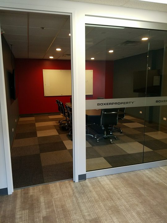 Projects hanna design group inc for Office design group inc